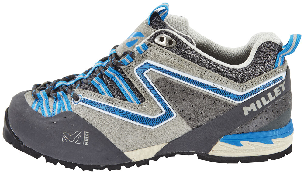 MILLET Rockrise Shoes Women Grey/Blue Größe 38 2/3 2017 Schuhe mO4MsgmHN